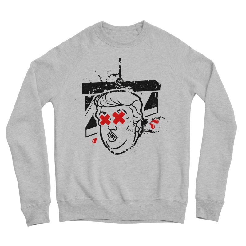 No Billionaires (Big Face Too) Men's Sponge Fleece Sweatshirt by FWMJ's Shop