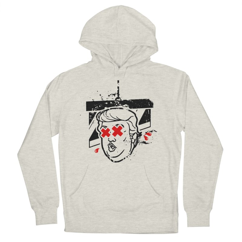 No Billionaires (Big Face Too) Men's Pullover Hoody by FWMJ's Shop