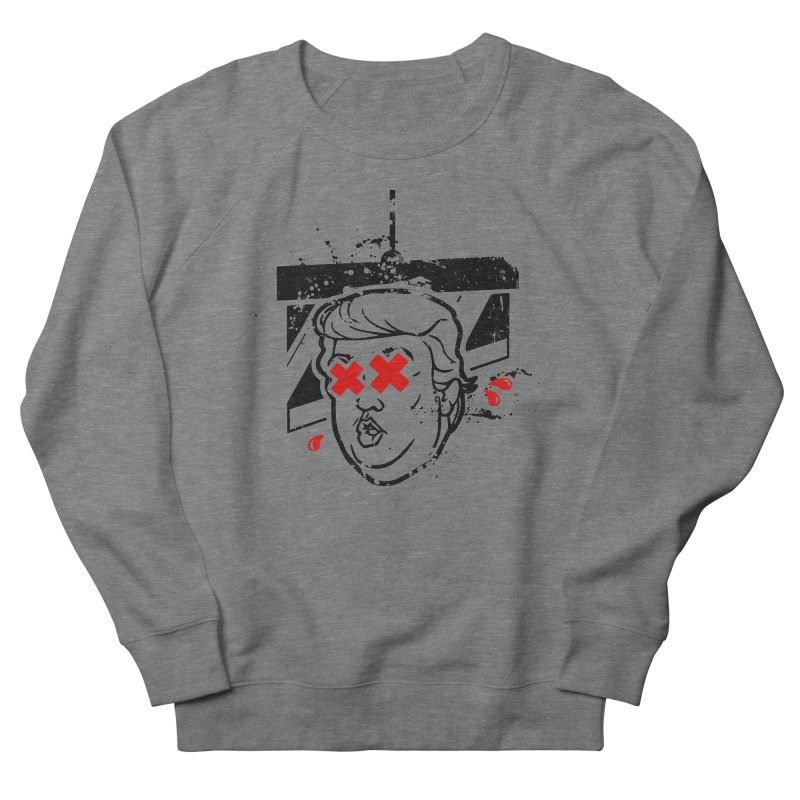 No Billionaires (Big Face Too) Women's French Terry Sweatshirt by FWMJ's Shop