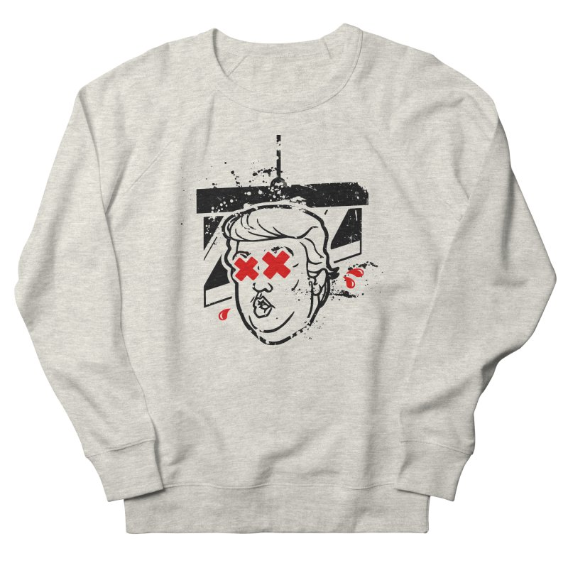 No Billionaires (Big Face Too) Men's French Terry Sweatshirt by FWMJ's Shop