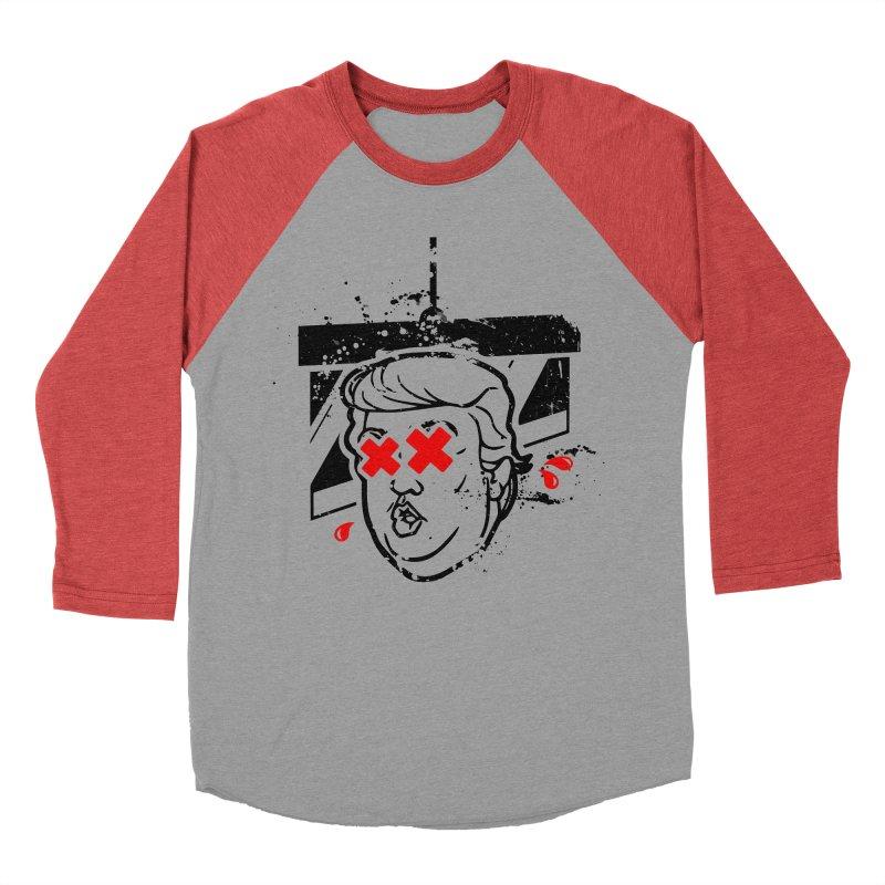 No Billionaires (Big Face Too) Women's Baseball Triblend Longsleeve T-Shirt by FWMJ's Shop