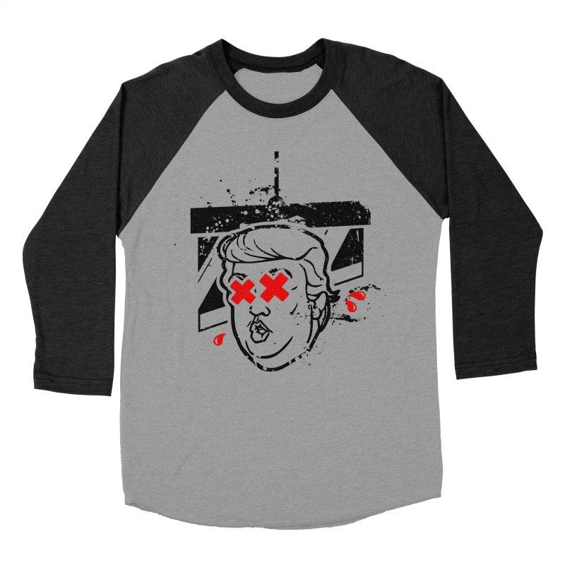 No Billionaires (Big Face Too) Men's Baseball Triblend Longsleeve T-Shirt by FWMJ's Shop