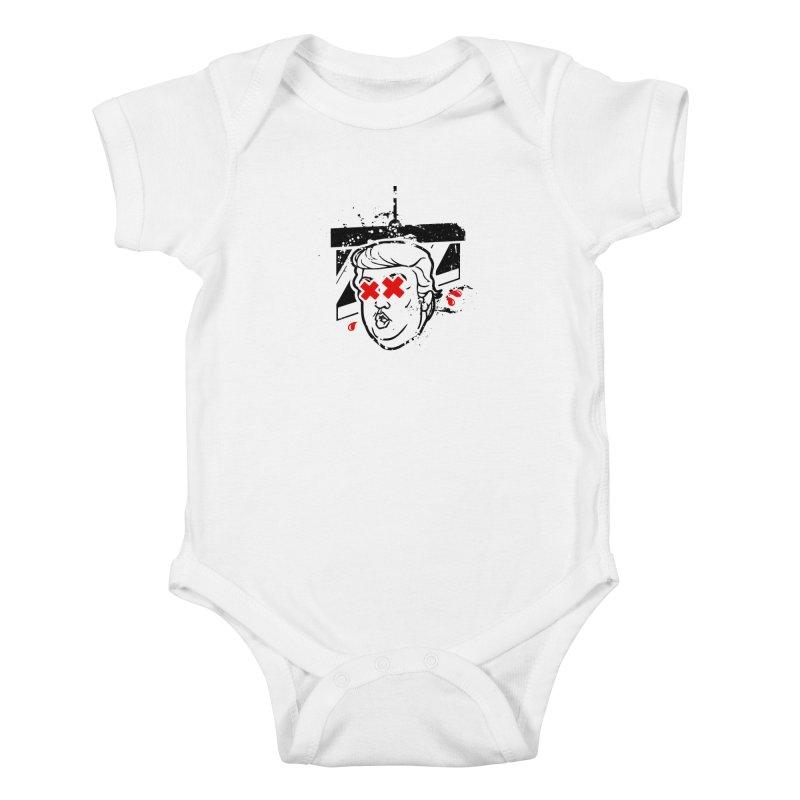 No Billionaires (Big Face Too) Kids Baby Bodysuit by FWMJ's Shop