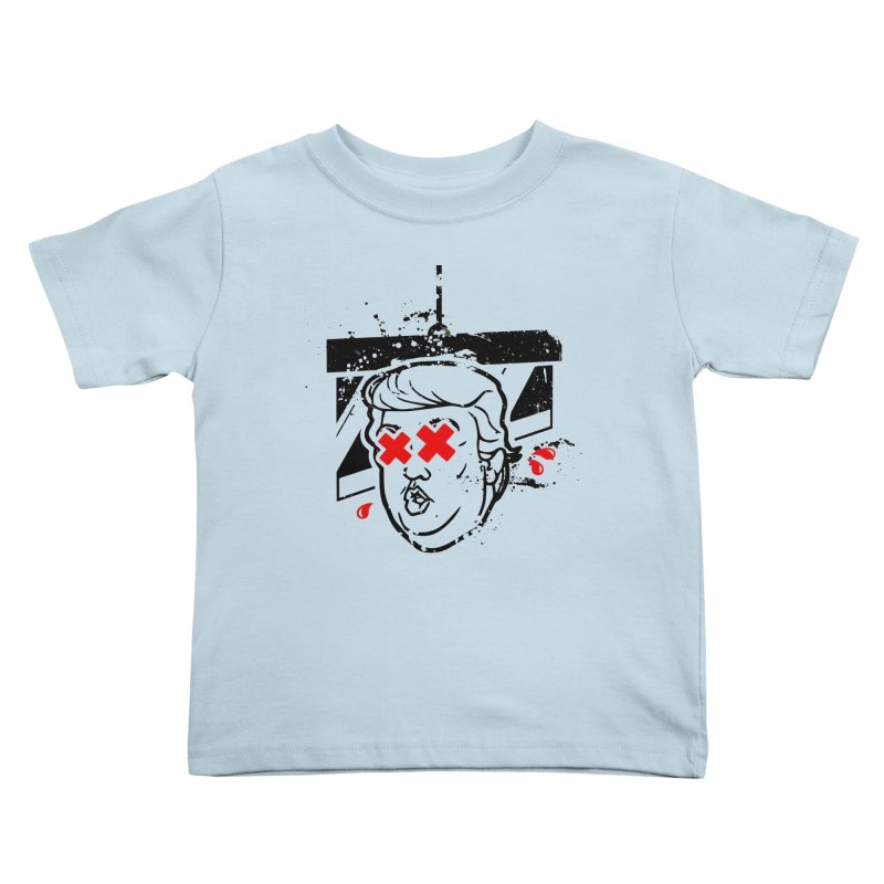No Billionaires (Big Face Too) Kids Toddler T-Shirt by FWMJ's Shop