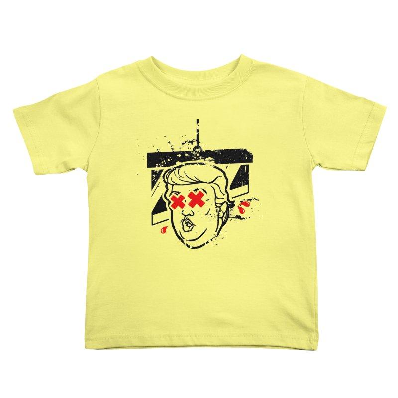No Billionaires (Big Face Too) Kids Toddler T-Shirt by FWMJ's Shop