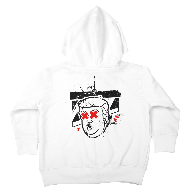 No Billionaires (Big Face Too) Kids Toddler Zip-Up Hoody by FWMJ's Shop