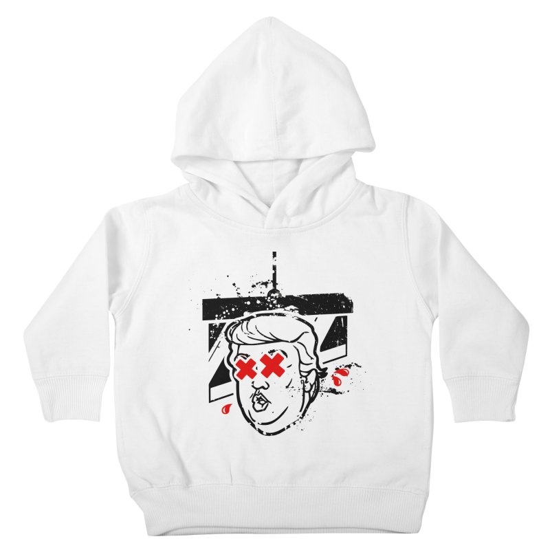 No Billionaires (Big Face Too) Kids Toddler Pullover Hoody by FWMJ's Shop