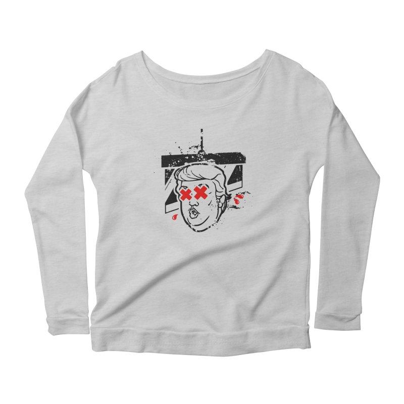 No Billionaires (Big Face Too) Women's Longsleeve T-Shirt by FWMJ's Shop