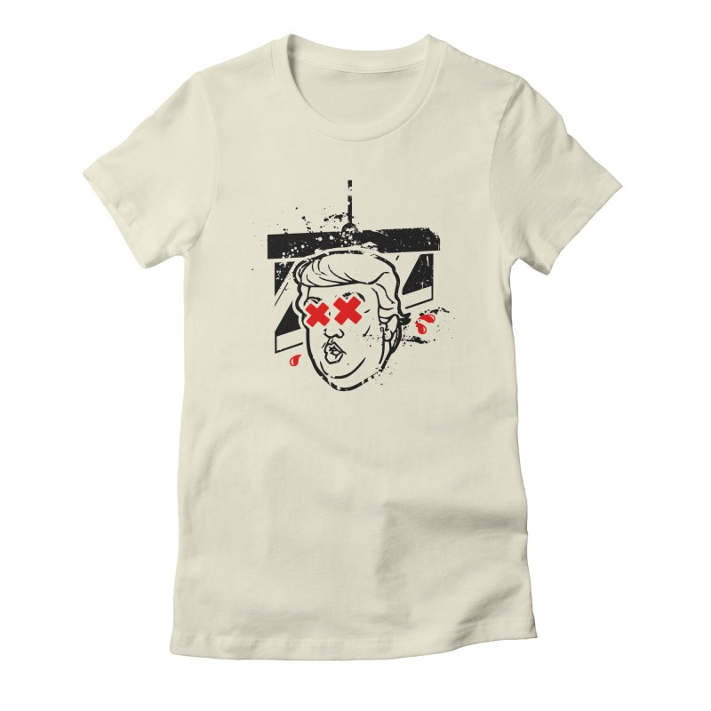 No Billionaires (Big Face Too) Women's Fitted T-Shirt by FWMJ's Shop
