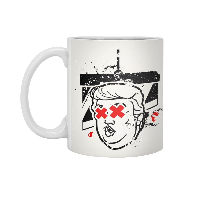 No Billionaires (Big Face Too) Accessories Standard Mug by FWMJ's Shop