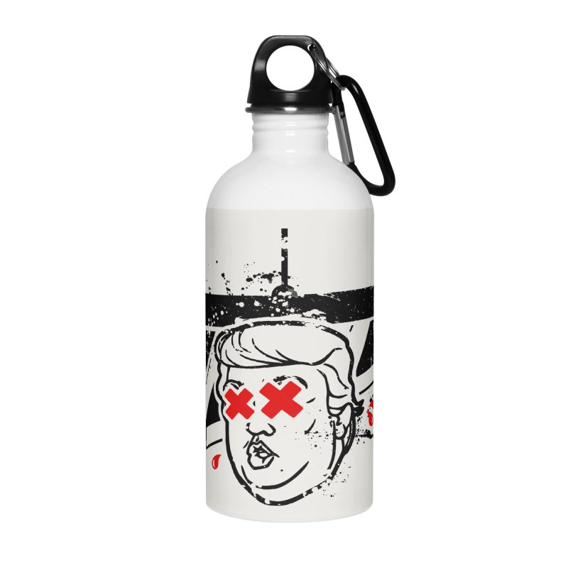 No Billionaires (Big Face Too) Accessories Water Bottle by FWMJ's Shop
