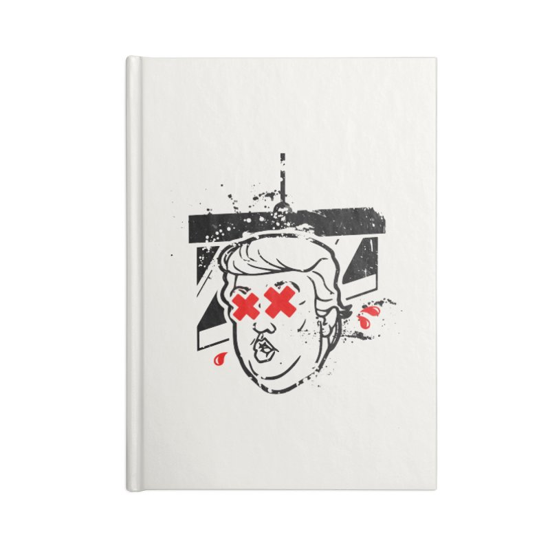 No Billionaires (Big Face Too) Accessories Blank Journal Notebook by FWMJ's Shop