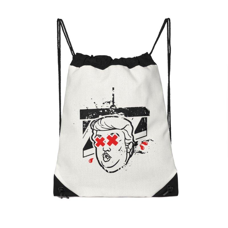 No Billionaires (Big Face Too) Accessories Drawstring Bag Bag by FWMJ's Shop