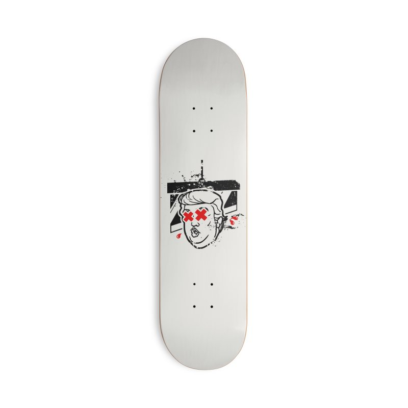 No Billionaires (Big Face Too) Accessories Deck Only Skateboard by FWMJ's Shop