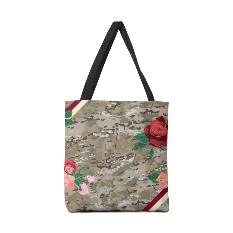 Florals & MultiCAM Accessories Bag by FWMJ's Shop