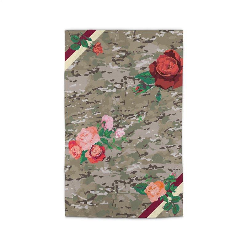 Florals & MultiCAM Home Rug by FWMJ's Shop