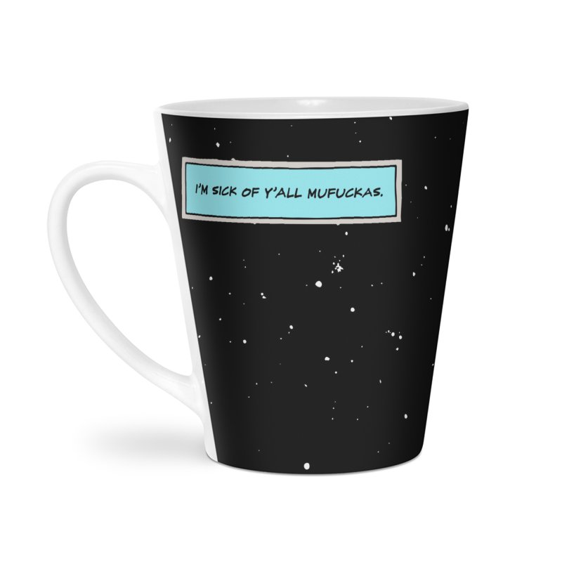 Ennui For You Accessories Latte Mug by FWMJ's Shop