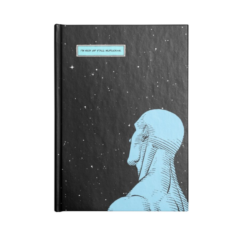 Ennui For You Accessories Notebook by FWMJ's Shop