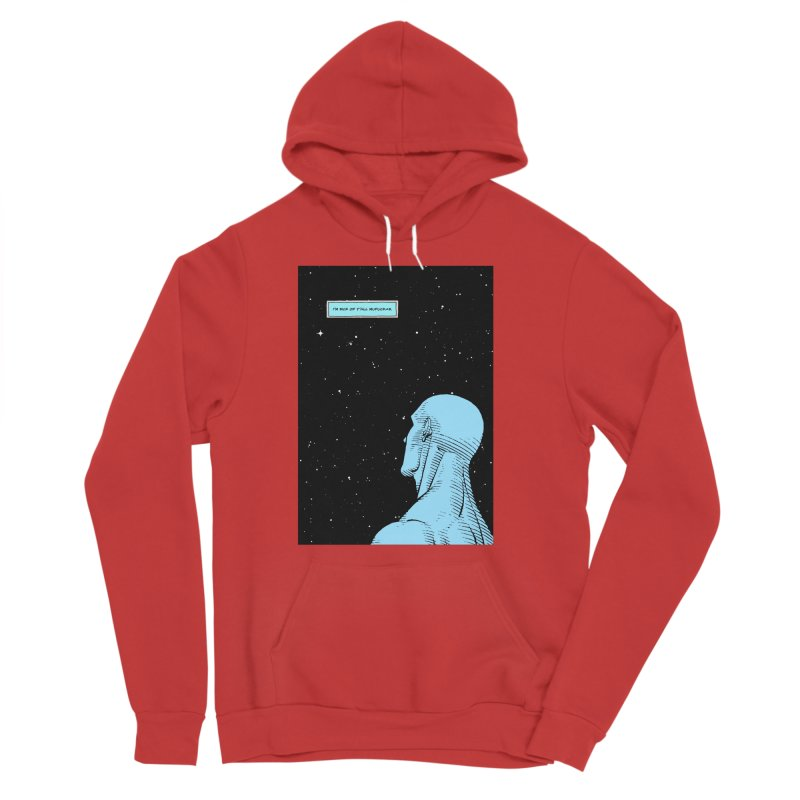 Ennui For You Men's Pullover Hoody by FWMJ's Shop