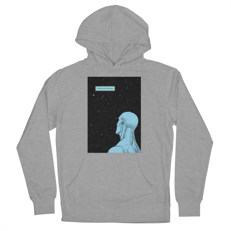 Ennui For You Women's French Terry Pullover Hoody by FWMJ's Shop
