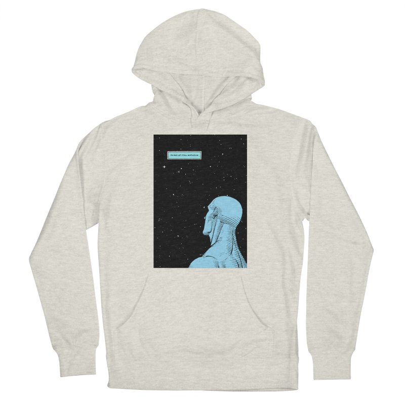 Ennui For You Men's French Terry Pullover Hoody by FWMJ's Shop