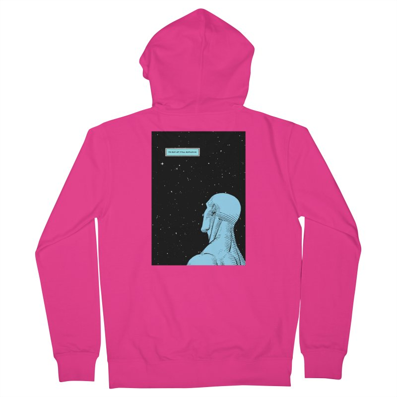 Ennui For You Men's Zip-Up Hoody by FWMJ's Shop