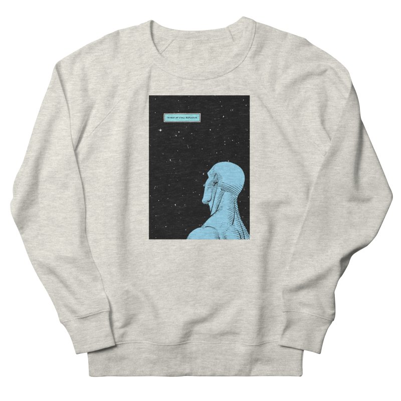 Ennui For You Women's French Terry Sweatshirt by FWMJ's Shop