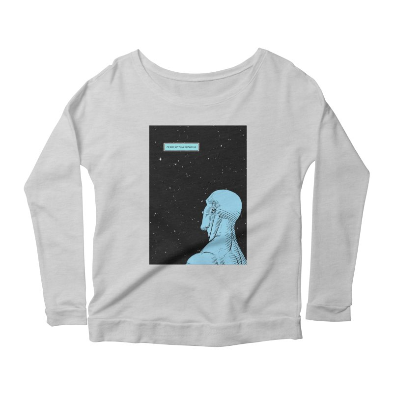 Ennui For You Women's Scoop Neck Longsleeve T-Shirt by FWMJ's Shop