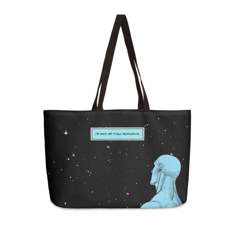 Ennui For You Accessories Weekender Bag Bag by FWMJ's Shop