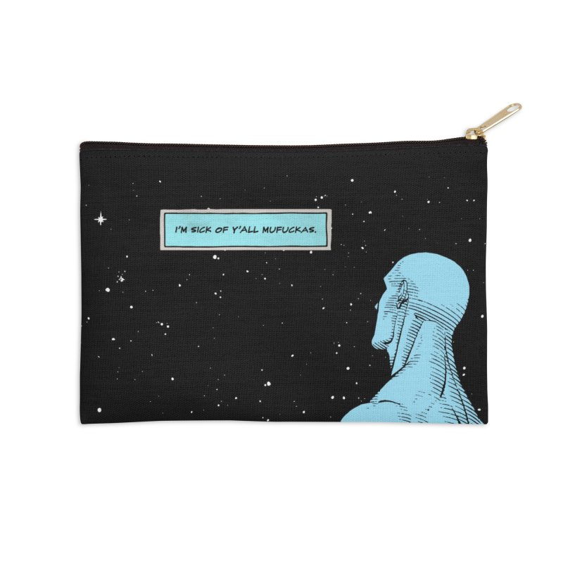 Ennui For You Accessories Zip Pouch by FWMJ's Shop