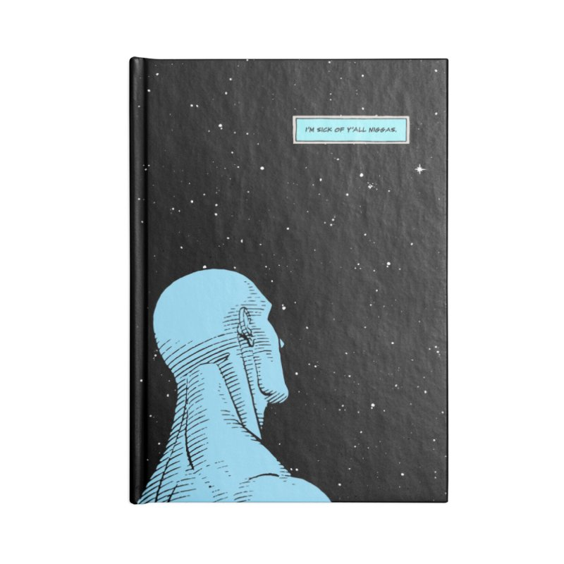 Ennui For Us Accessories Notebook by FWMJ's Shop