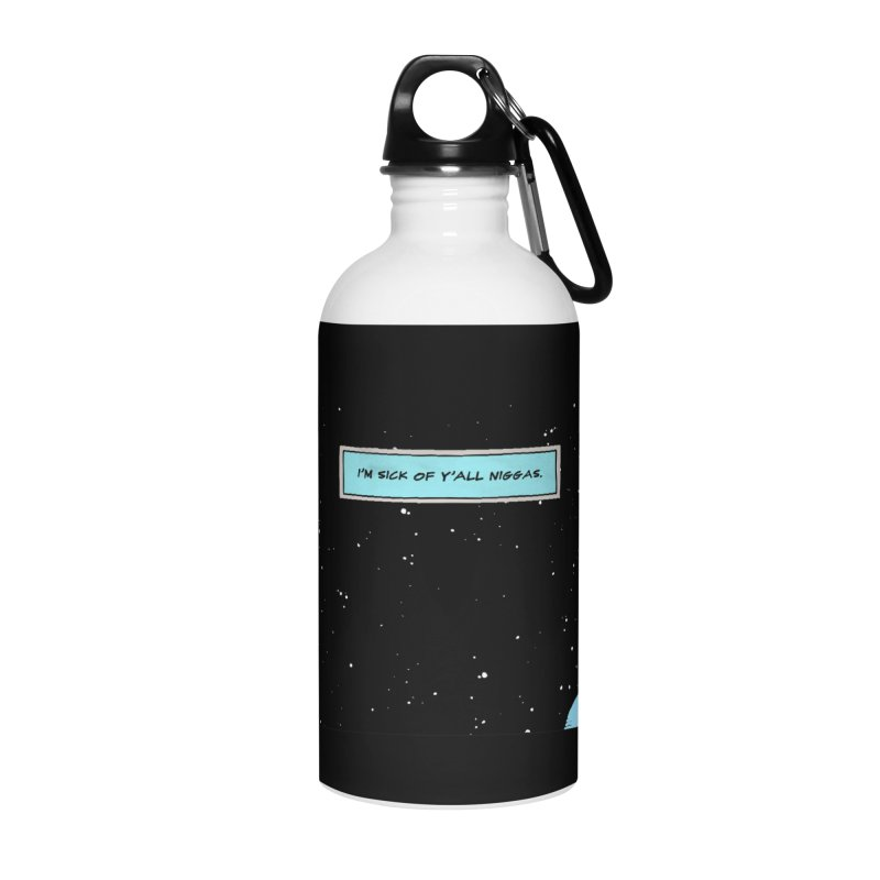 Ennui For Us Accessories Water Bottle by FWMJ's Shop
