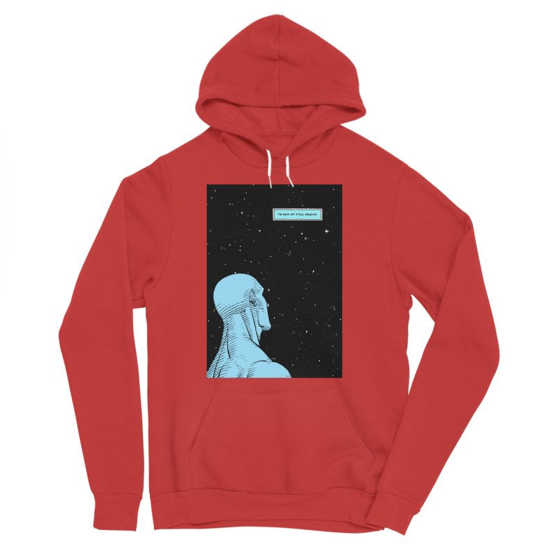 Ennui For Us Women's Pullover Hoody by FWMJ's Shop