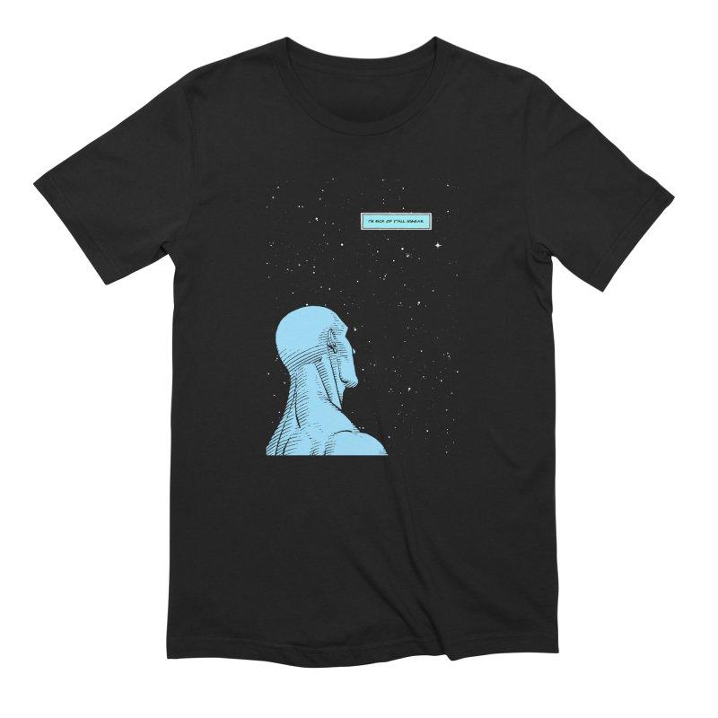 Ennui For Us Men's T-Shirt by FWMJ's Shop