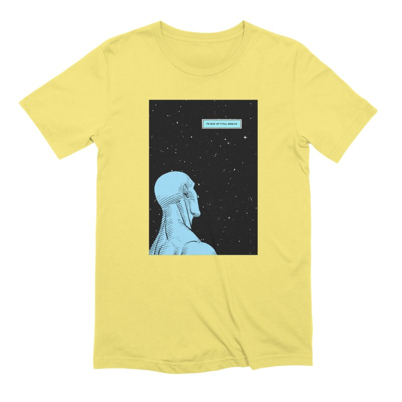 Ennui For Us Men's T-Shirt by FWMJ's Shop