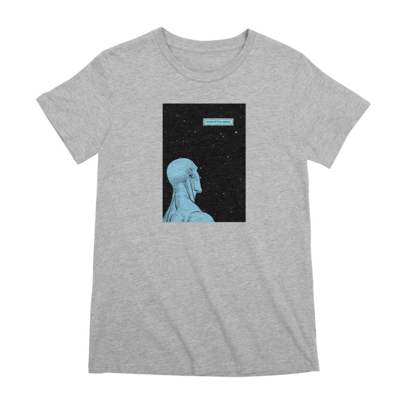 Ennui For Us Women's Premium T-Shirt by FWMJ's Shop