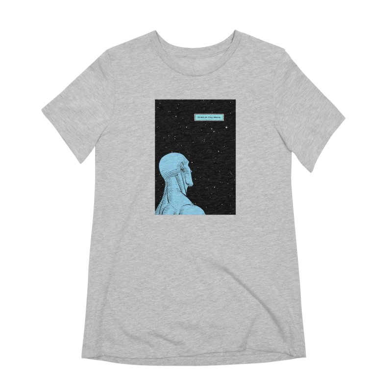 Ennui For Us Women's Extra Soft T-Shirt by FWMJ's Shop
