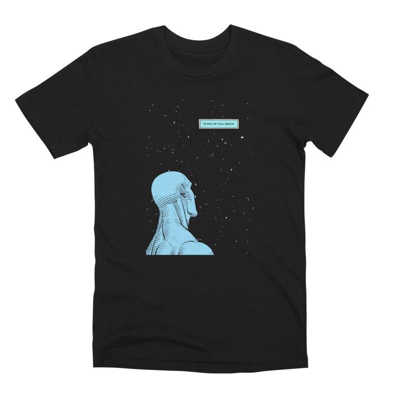 Ennui For Us Men's Premium T-Shirt by FWMJ's Shop