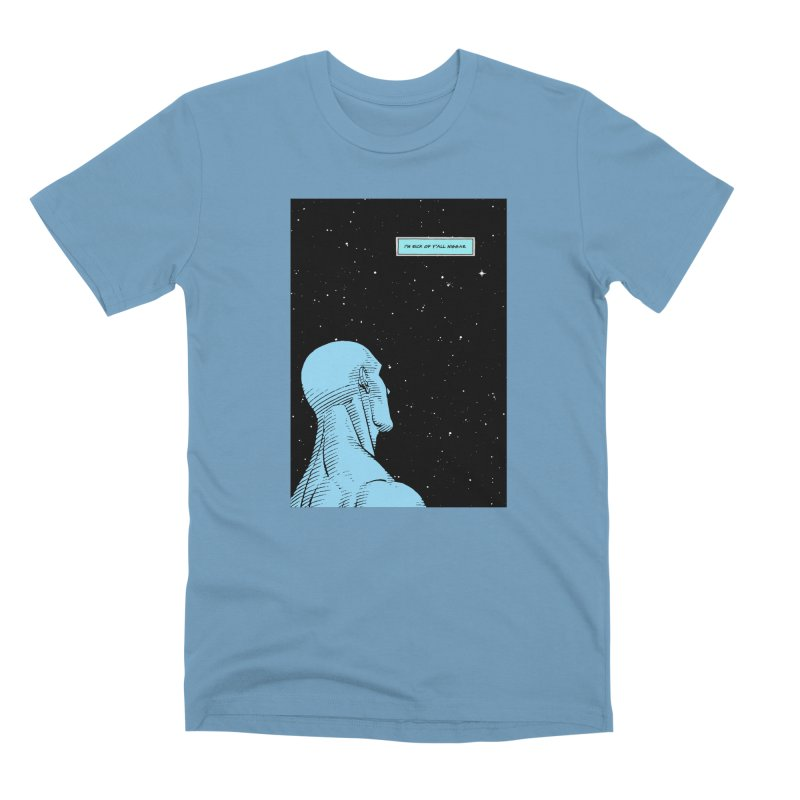 Ennui For Us Men's Premium T-Shirt by FWMJ's Shop