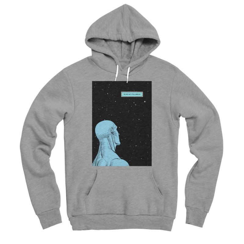 Ennui For Us Men's Pullover Hoody by FWMJ's Shop