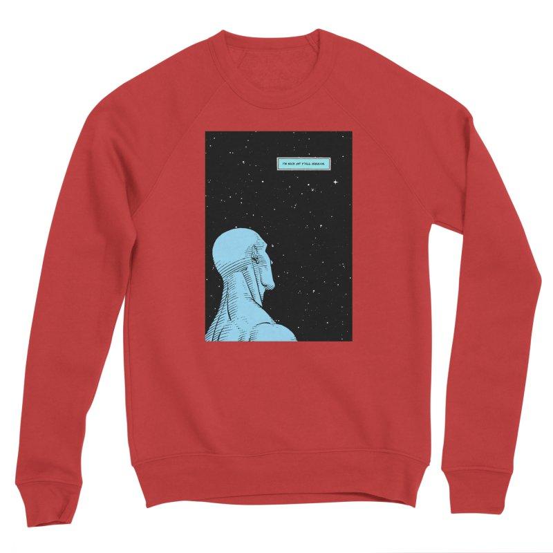 Ennui For Us Men's Sponge Fleece Sweatshirt by FWMJ's Shop
