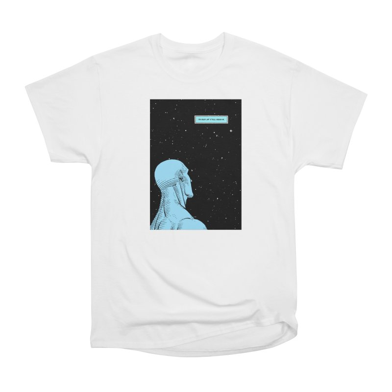 Ennui For Us Men's Heavyweight T-Shirt by FWMJ's Shop