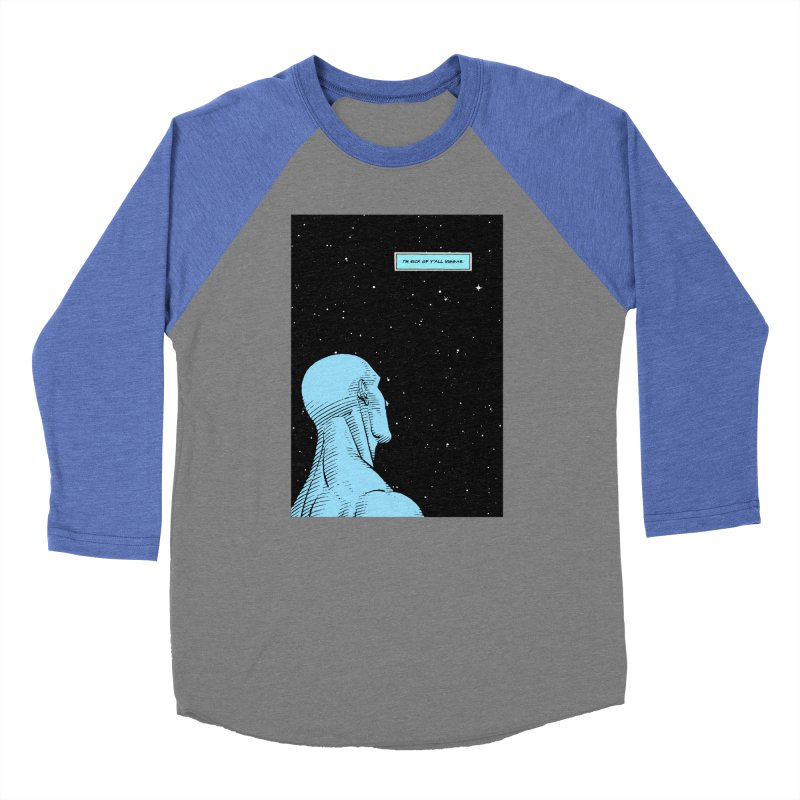 Ennui For Us Men's Baseball Triblend Longsleeve T-Shirt by FWMJ's Shop