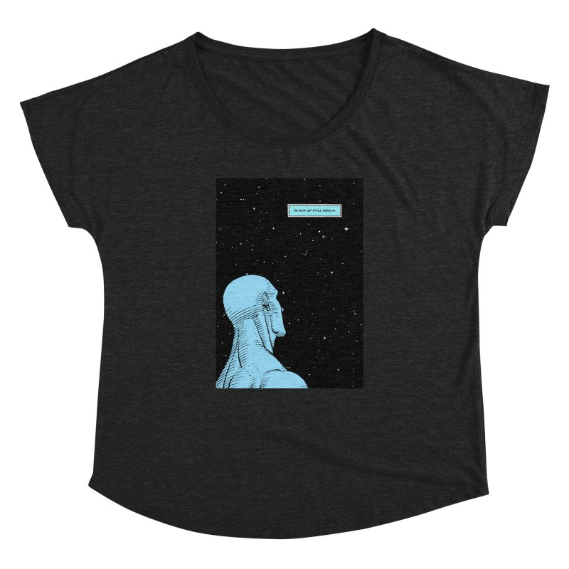 Ennui For Us Women's Scoop Neck by FWMJ's Shop