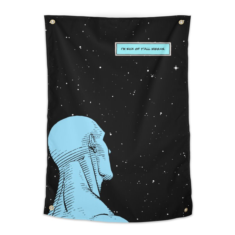 Ennui For Us Home Tapestry by FWMJ's Shop