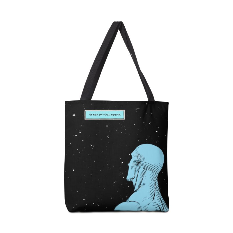 Ennui For Us Accessories Tote Bag Bag by FWMJ's Shop
