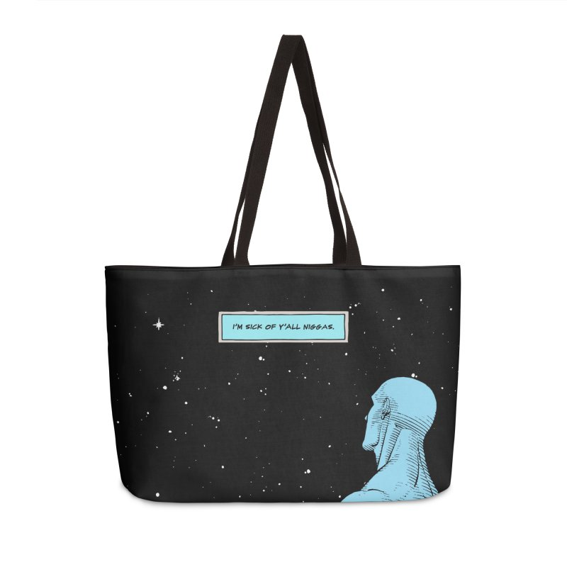 Ennui For Us Accessories Weekender Bag Bag by FWMJ's Shop