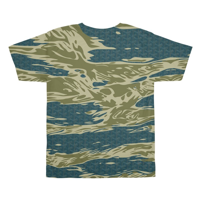 Tigers & Paradise Men's All Over Print by FWMJ's Shop