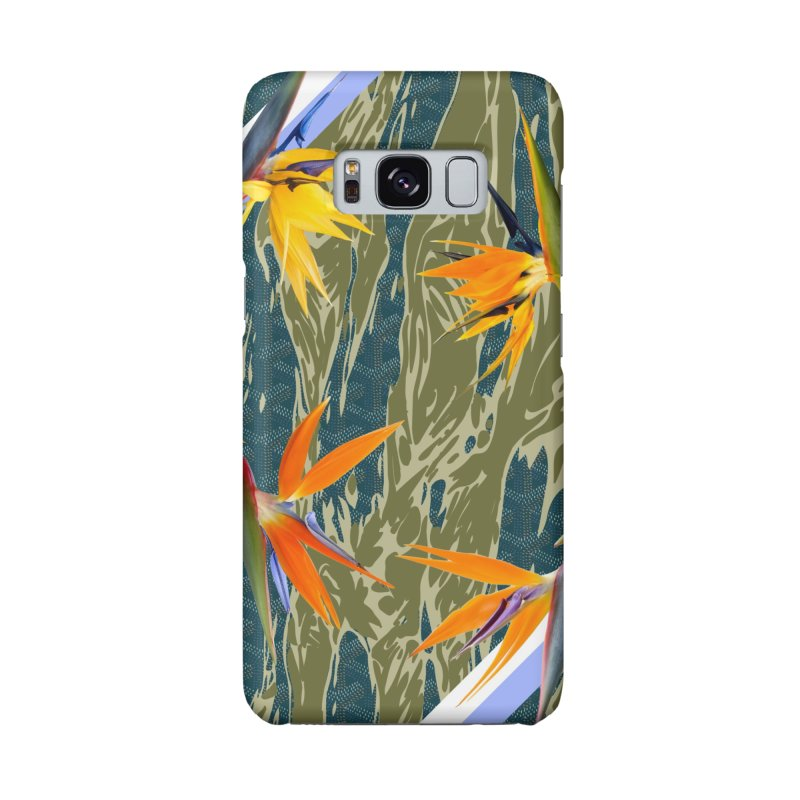 Tigers & Paradise Accessories Phone Case by FWMJ's Shop