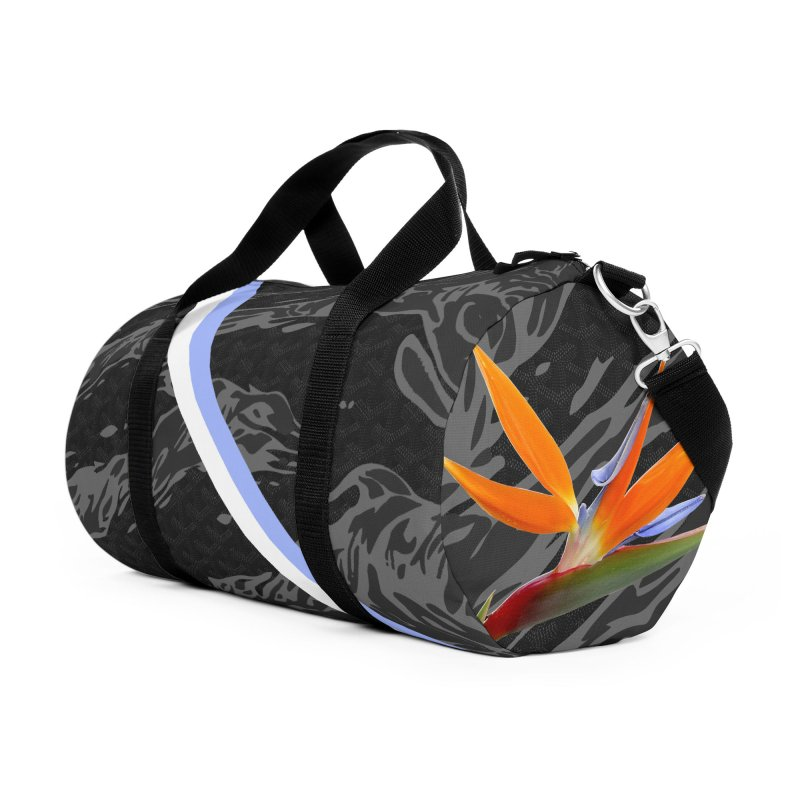 Tigers & Paradise (Shadow) Accessories Duffel Bag Bag by FWMJ's Shop